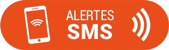 bouton alerte sms